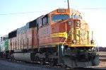 BNSF SD75M 8256
